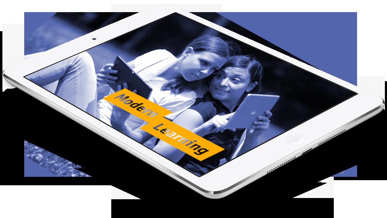 Lern-Apps entwicklen mit ModernLearning