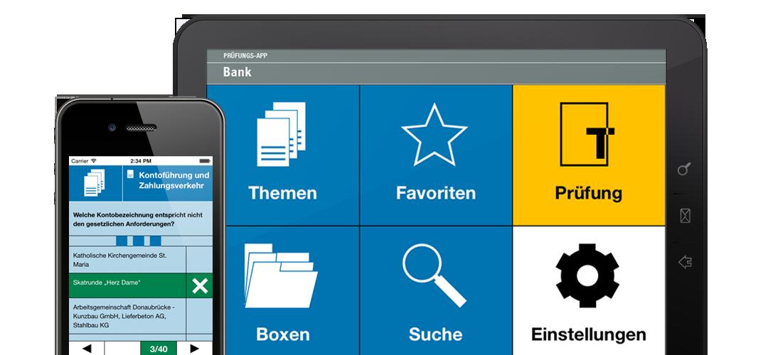 Lern-Apps im Smartphone und Tablet