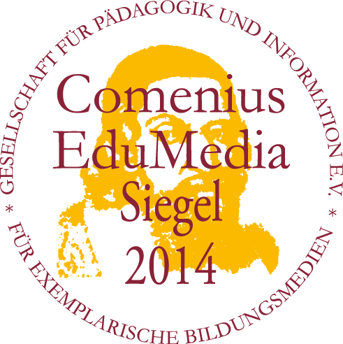 Comenius EduMedia Siegel 2014